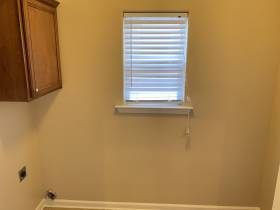 Seperate Laundry Room