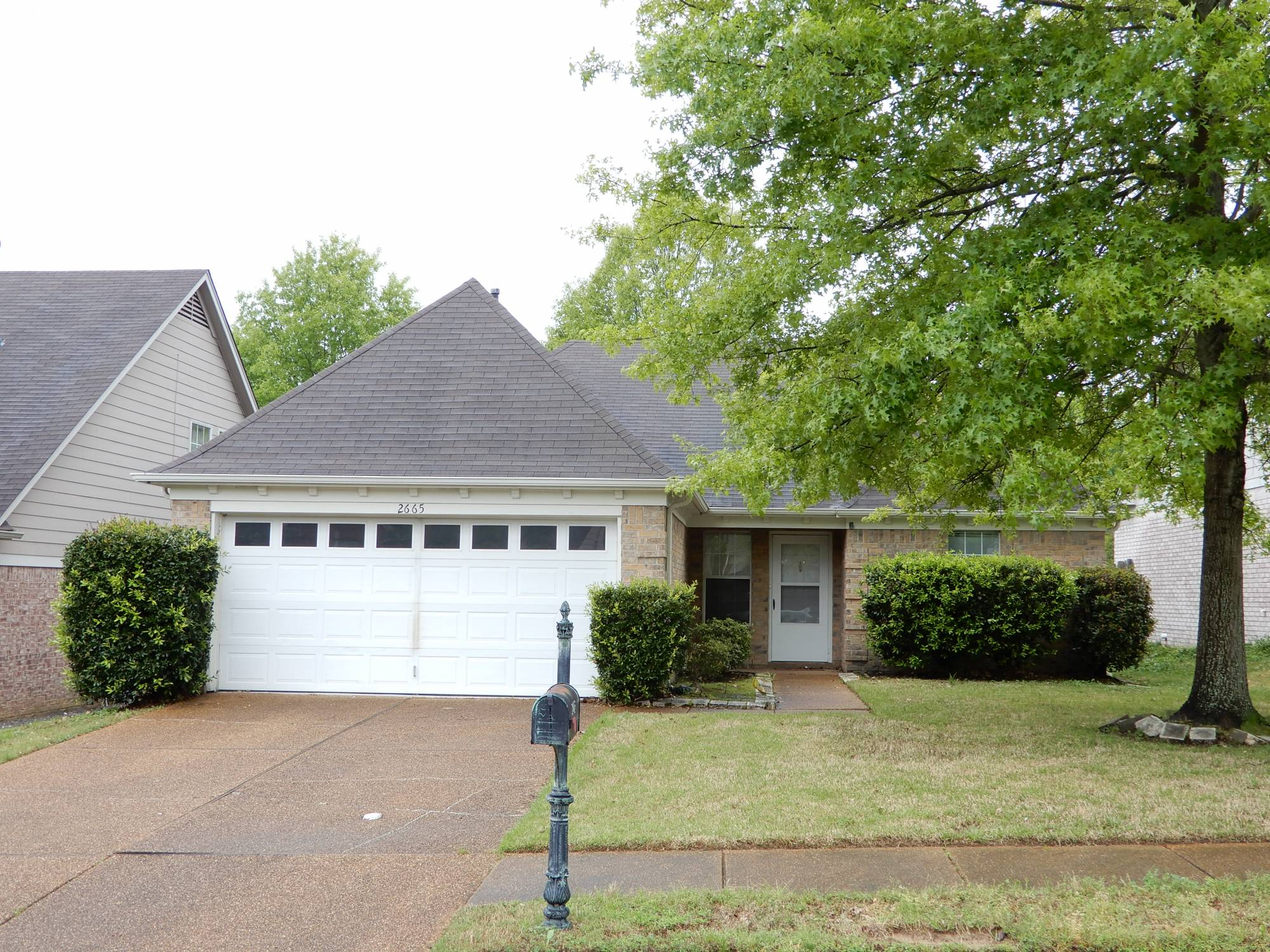 2665 Breezy Ridge Tr Cordova TN 38016