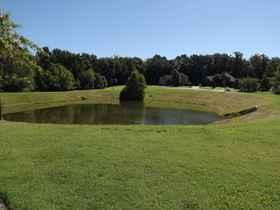 retaining pond