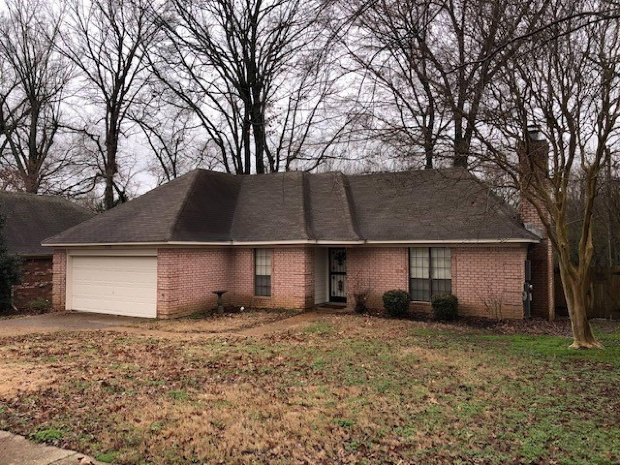 1173 Harpeth Dr. Memphis TN 38134