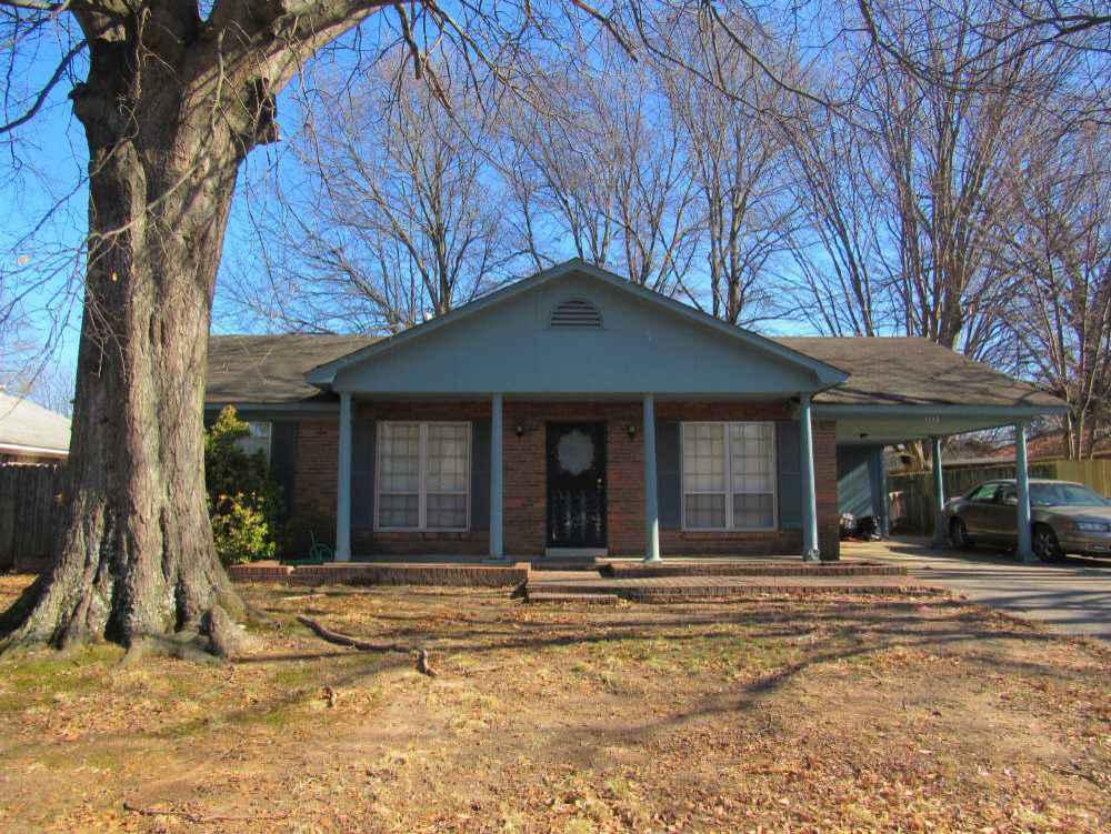 1192 Heathcliff Dr Memphis TN 38134
