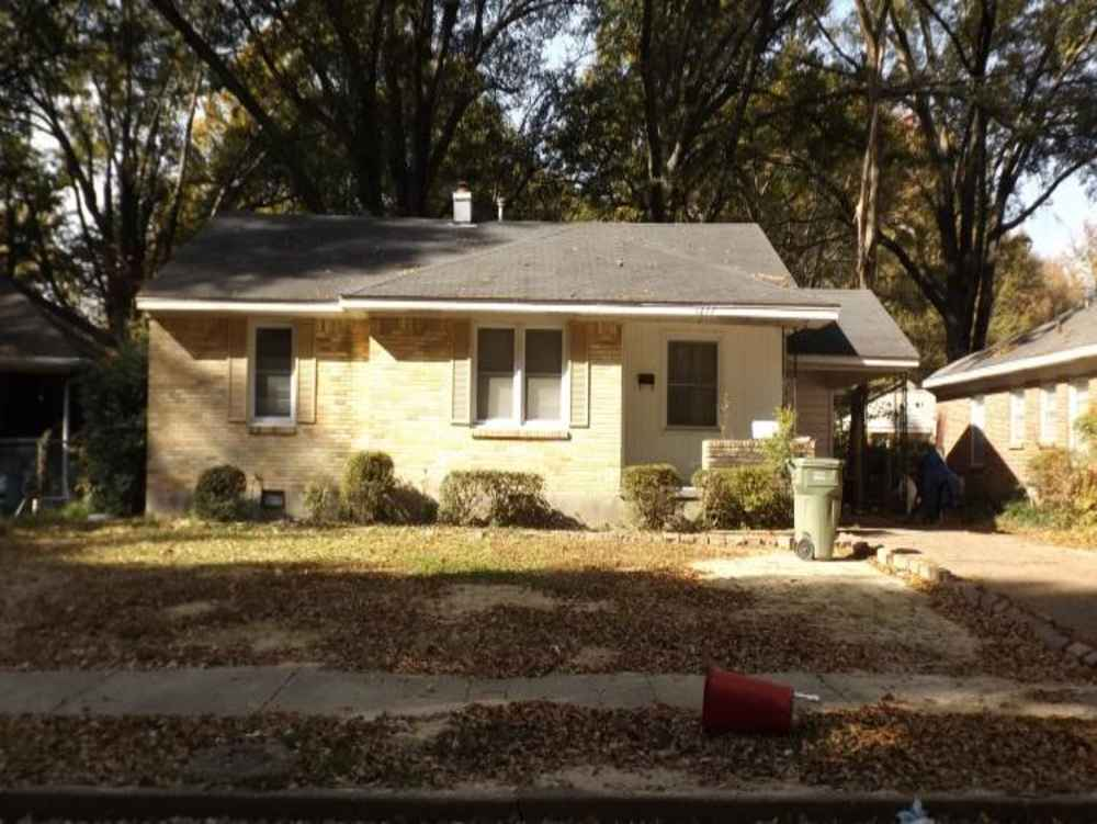 1277 Wedgewood St Memphis TN 38111