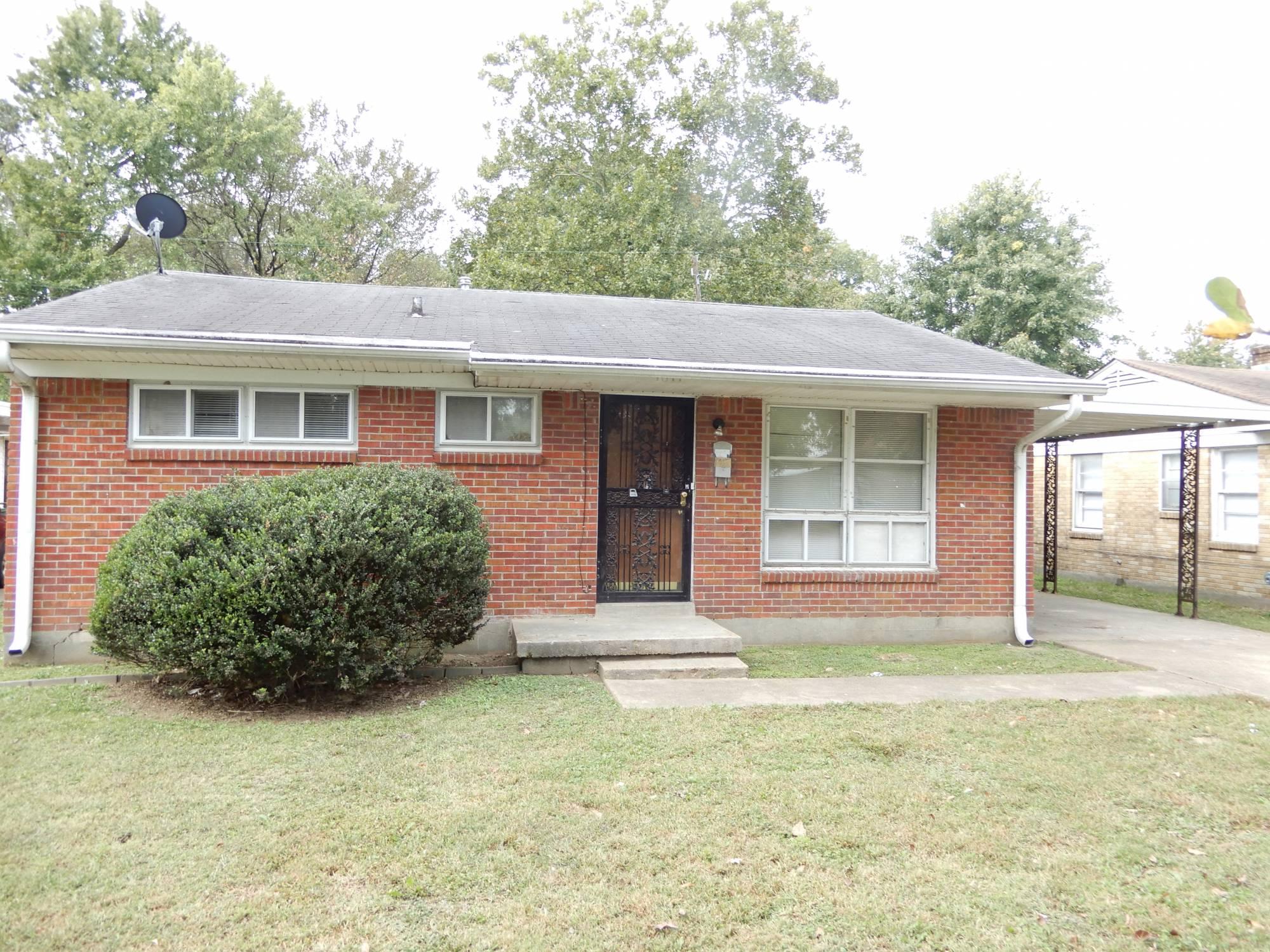 1647 Duke St Memphis TN 38108