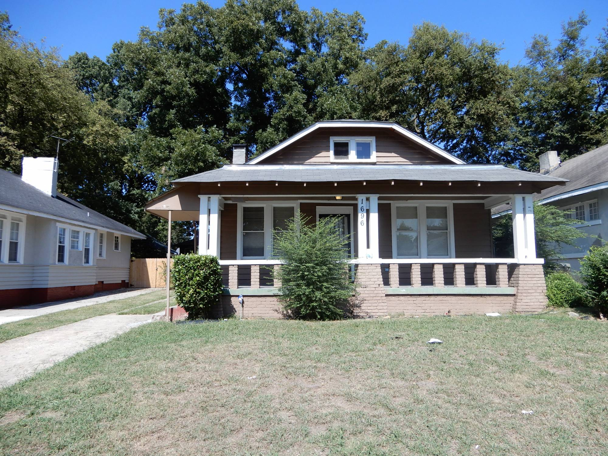 1696 Kendale Ave. Memphis TN 38106