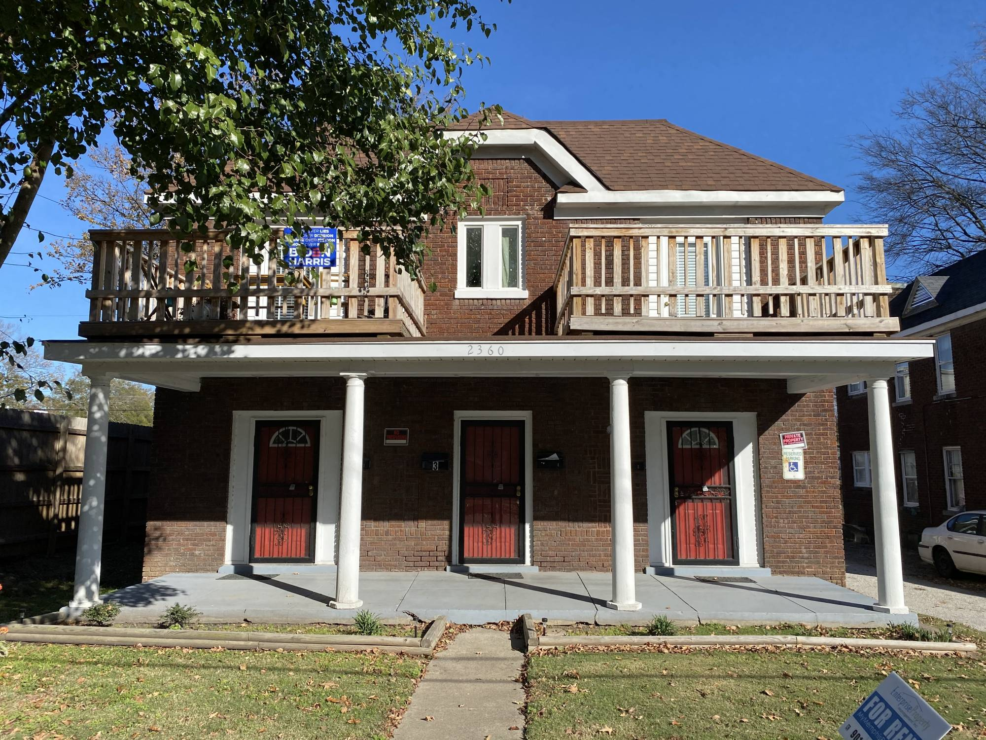 2360 Forest Ave #1 Memphis TN 38112