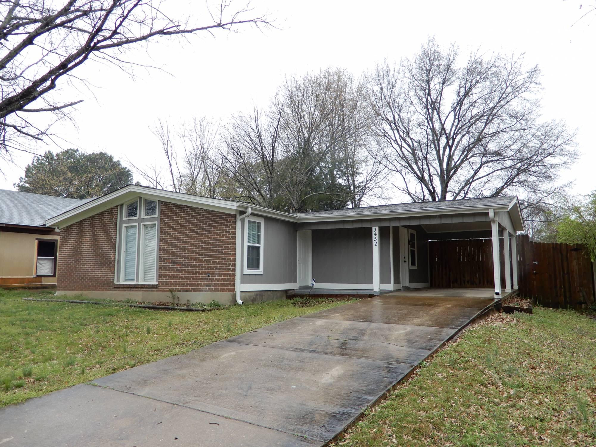 3452 Meire Dr. Memphis TN 38118
