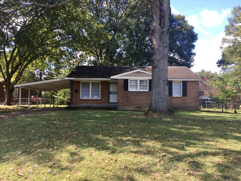 4393 Mallory Ave Memphis TN 38111
