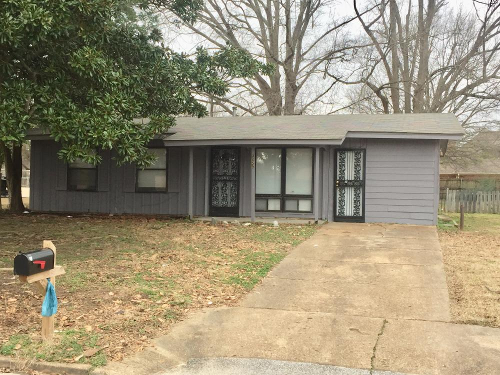 4659 Honeysuckle Ln Memphis TN 38109