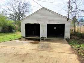 Back Yard & Garage