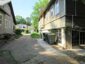 Driveway & Side Exterior